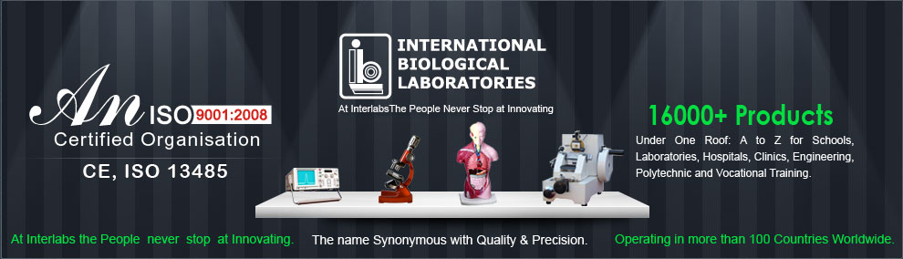 Lab Equipments Manufacturer Exporter India